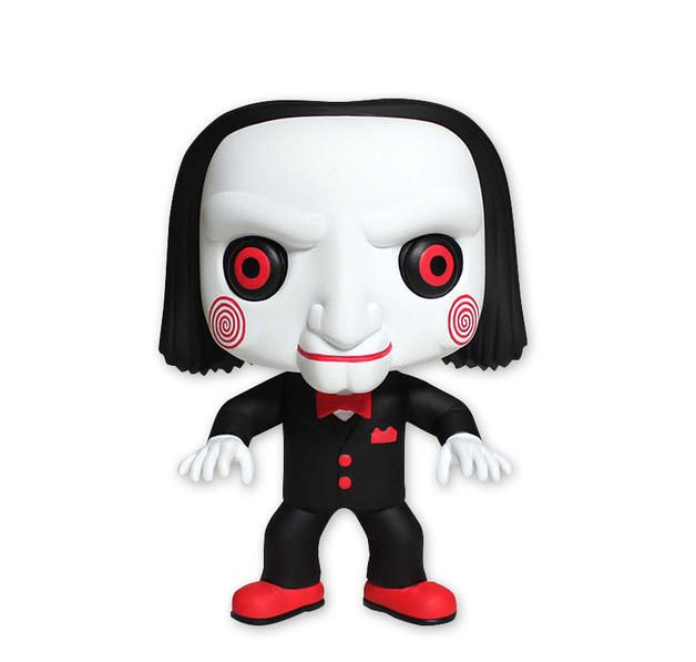 Saw Pop! Vinyl Figur Billy. Hier bei www.closeup.de