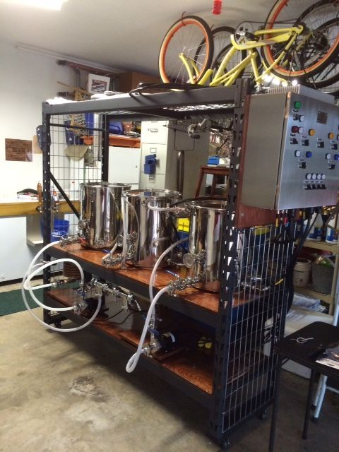 Image Result For Garage Home Brewery Home Brewery Home