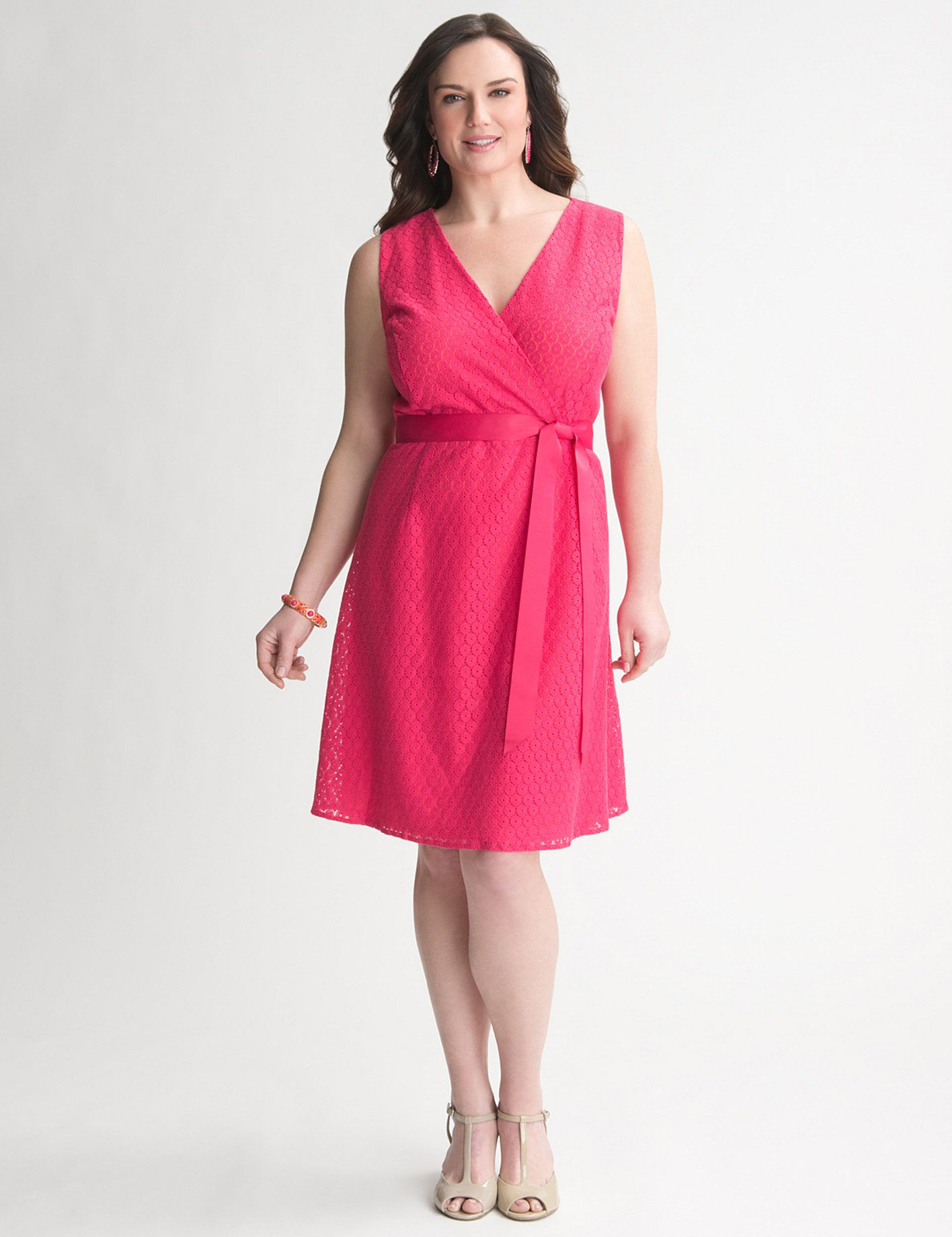 Wedding dresses department stores  Plus Size Career Dresses u Plus Size Work Dresses  Lane Bryant