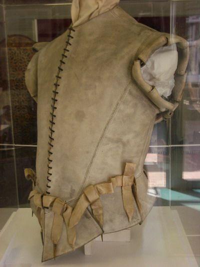 Znalezione obrazy dla zapytania leather jerkin museum