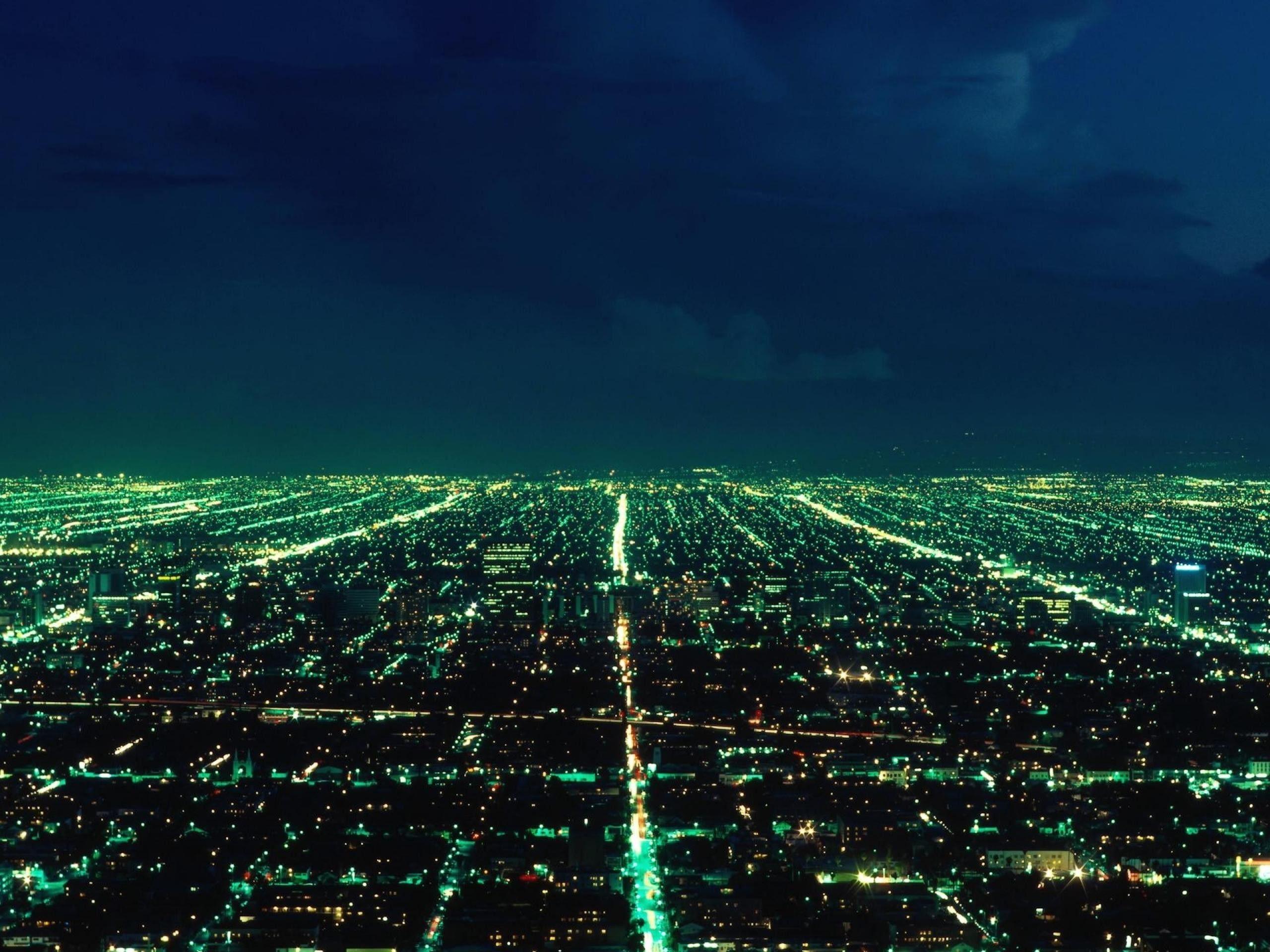 Skylines At Night