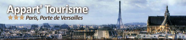 Parijs: Appart'Tourisme Paris Porte de Versailles