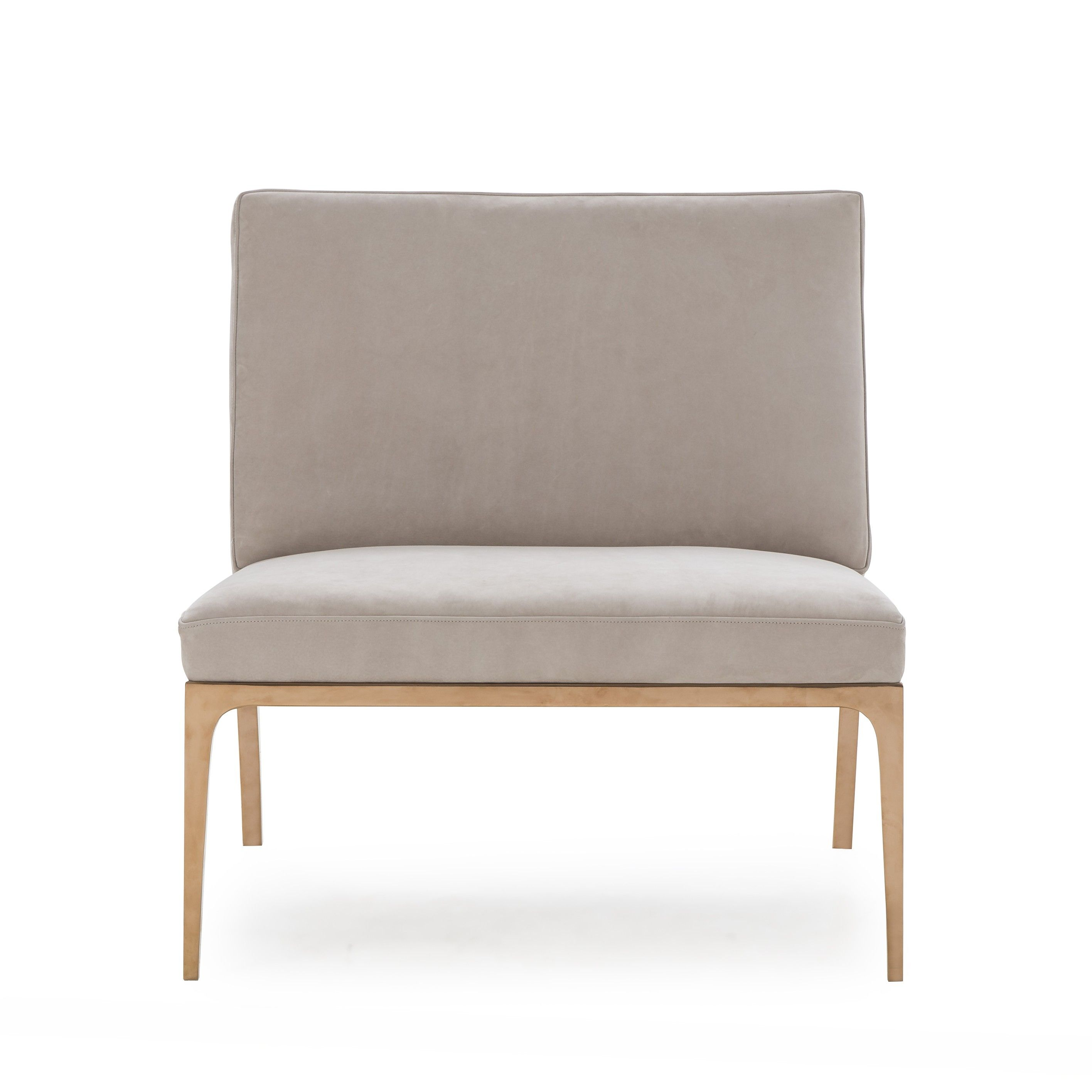 A Stunning Occasional Chair, With Poplar Wood And Stainless Steel Frame  Finished In Elegant Leather Upholstery. Dimensions: X X Cm Available To  View In Our ...