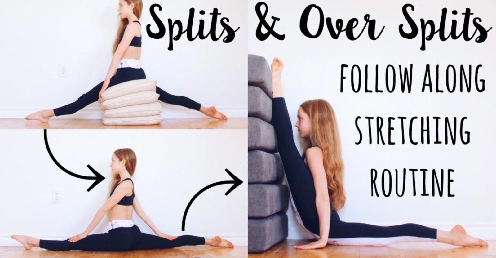 Pin On Yoga Stretching