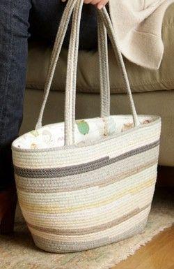 Quick Clothesline Carry-Alls