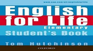 English For Life Elementary Students Book Pdf