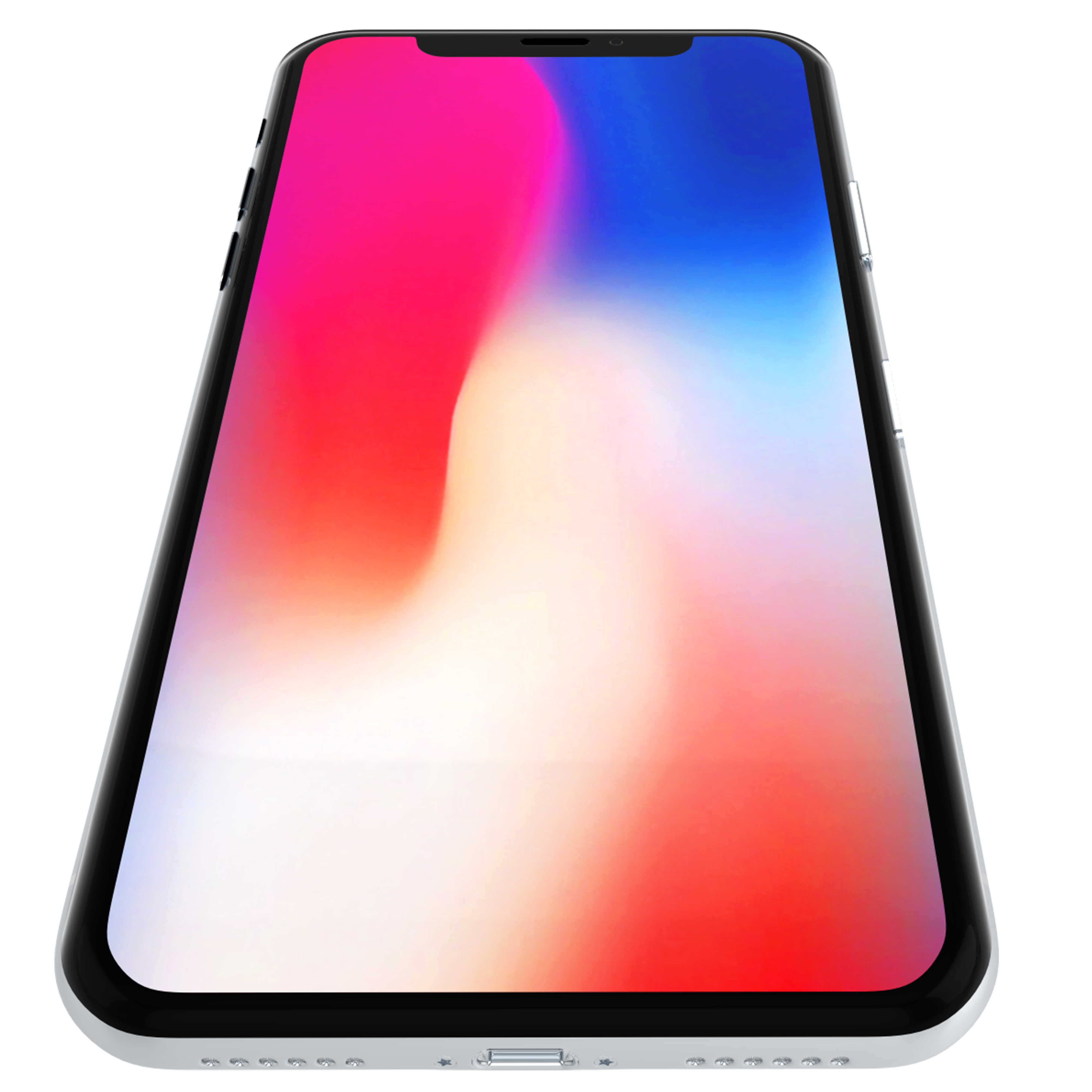 Apple iPhone X PNG Image Corazones, Fundas