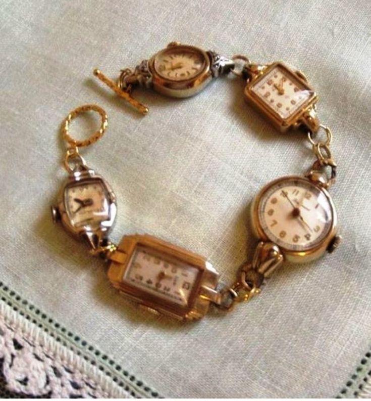 Original Ideas for Repurposing Vintage Jewelry | Журнал Ярмарки Мастеров