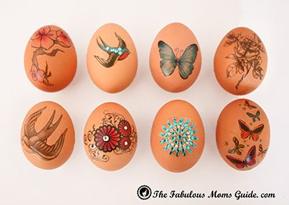 Post image for tattooed easter eggs spring holidays pinterest post image for tattooed easter eggs negle Gallery