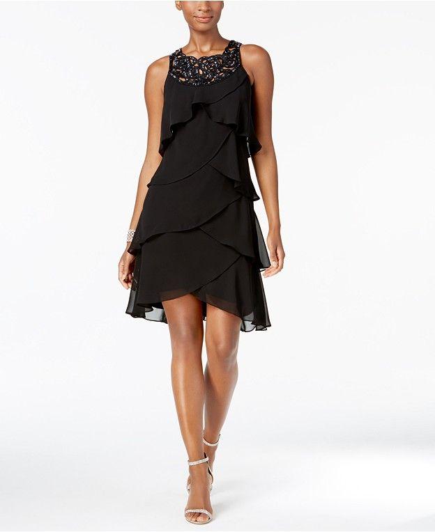 9067a0955f1 Knee Length Wedding Guest Dresses  Shop Wedding Guest Dresses - Macy s
