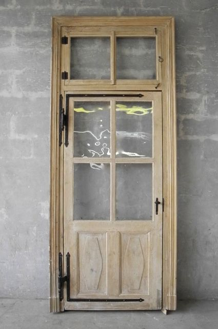 Chateau Domingue 18th C Italian Doors With Surround Italian Doors Antique Doors Antique Doors For Sale