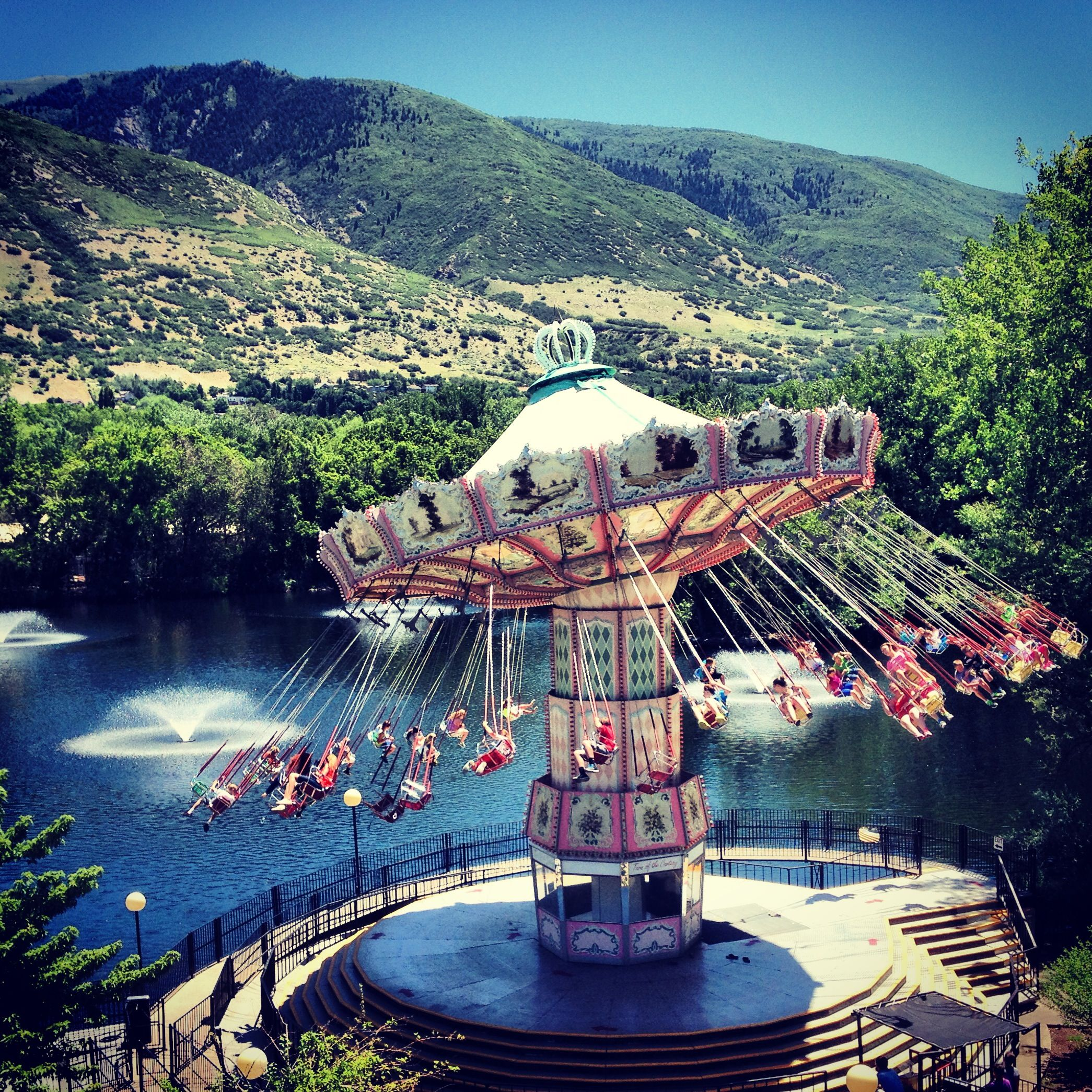 Lagoon Amusement park in Farmington, Utah. | Mine | Pinterest ...