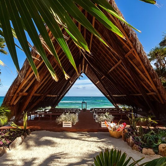Papaya Playa Project Is A Luxury Boutique Hotel In Tulum Riviera Maya Mexico