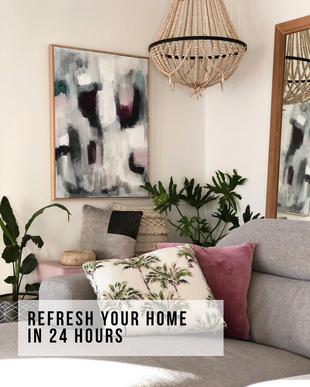 How To Refresh Your Home In 24 Hours With Images Container