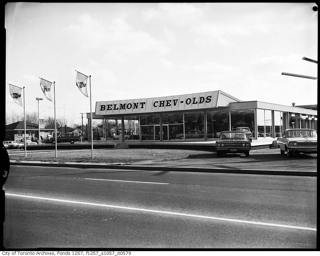 Louisville Ky. Sports Car Dealership Showroom Display. Isetta ...