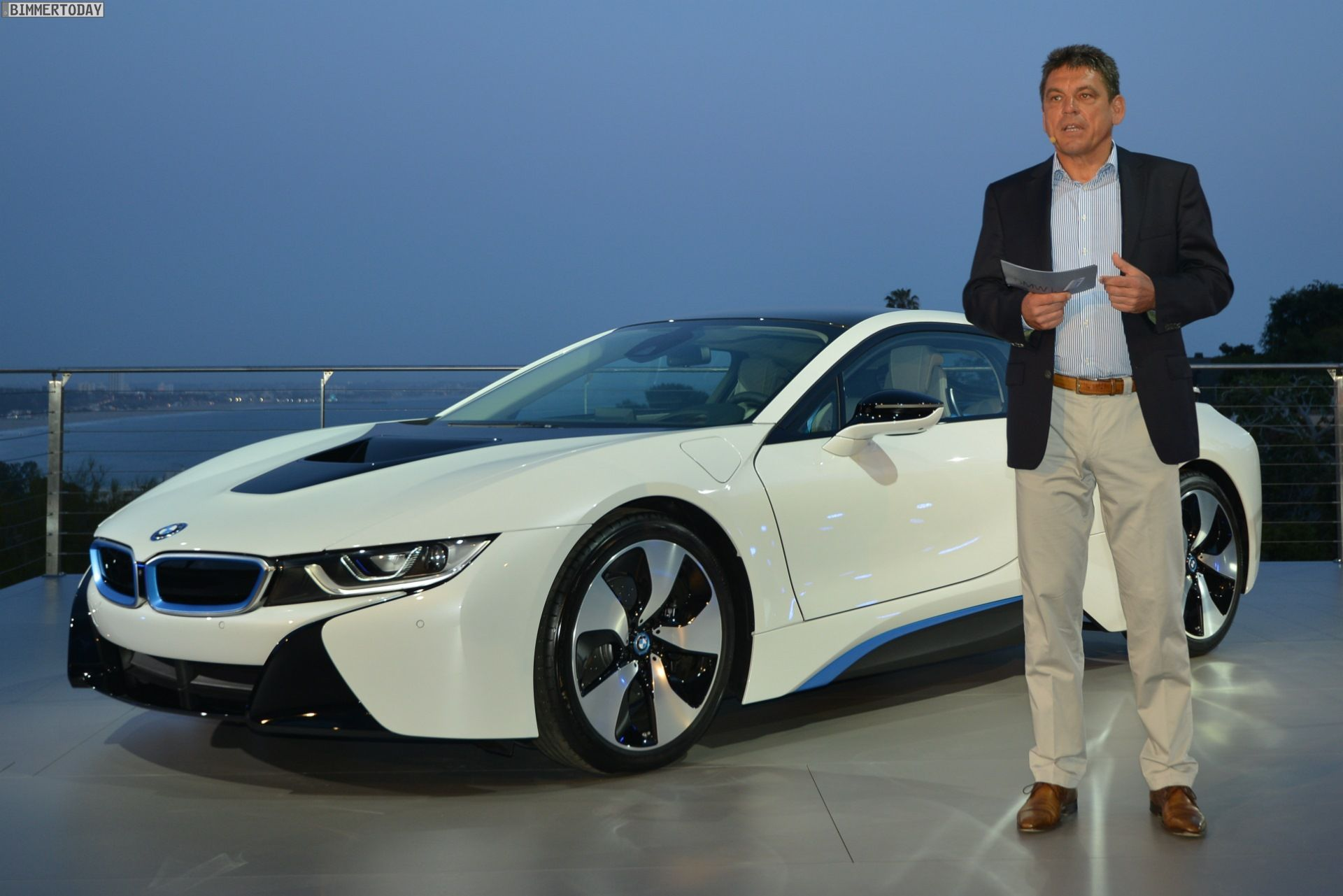 Former Bmw I8 Project Manager Is Now The Ceo Of Chinese Startup
