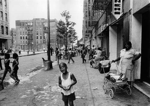 Harlem | ... halbnackt in der Kirche orgelte: Harlem Street 1960 - SPIEGEL ONLINE