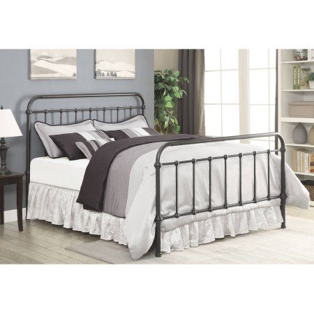 Home King Metal Bed Queen Metal Bed Metal Beds