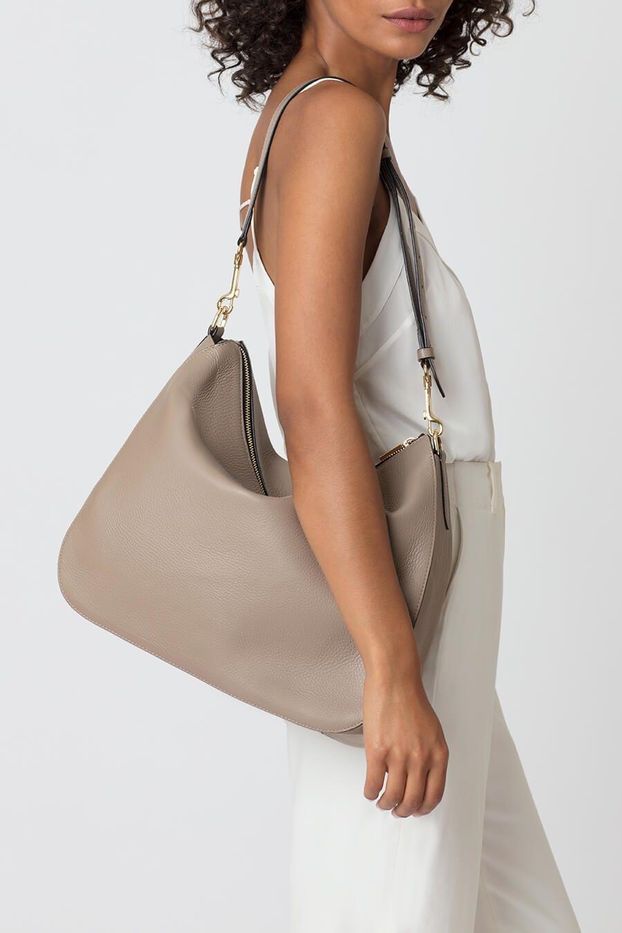 6247903ee25 Large Hobo Bag | Closet | Bags, Structured bag, Shoulder bag