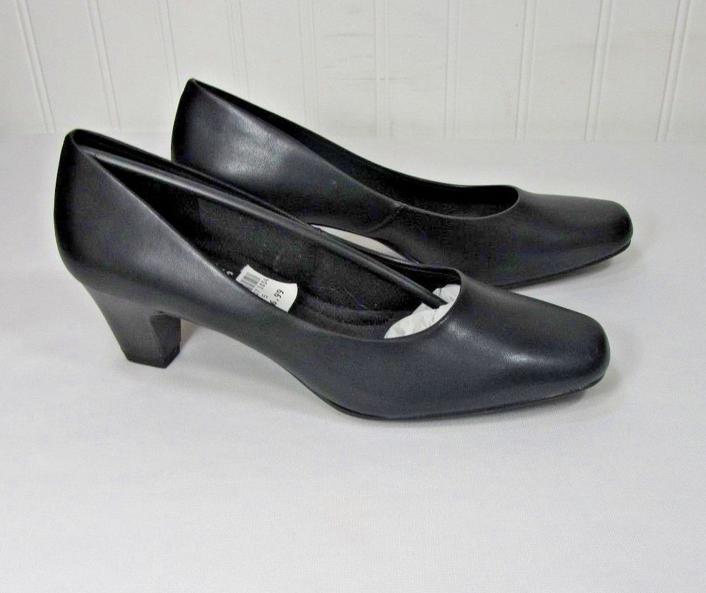 a930d8ef9395d Womens Black Dress Shoes Payless
