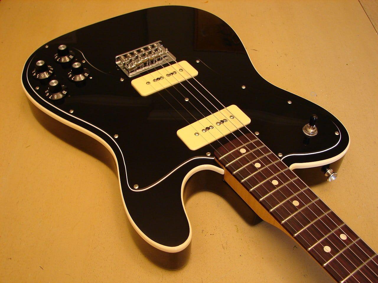 Rare  2011 Fender Fsr  U0026 39 72 Telecaster Custom P90 Special