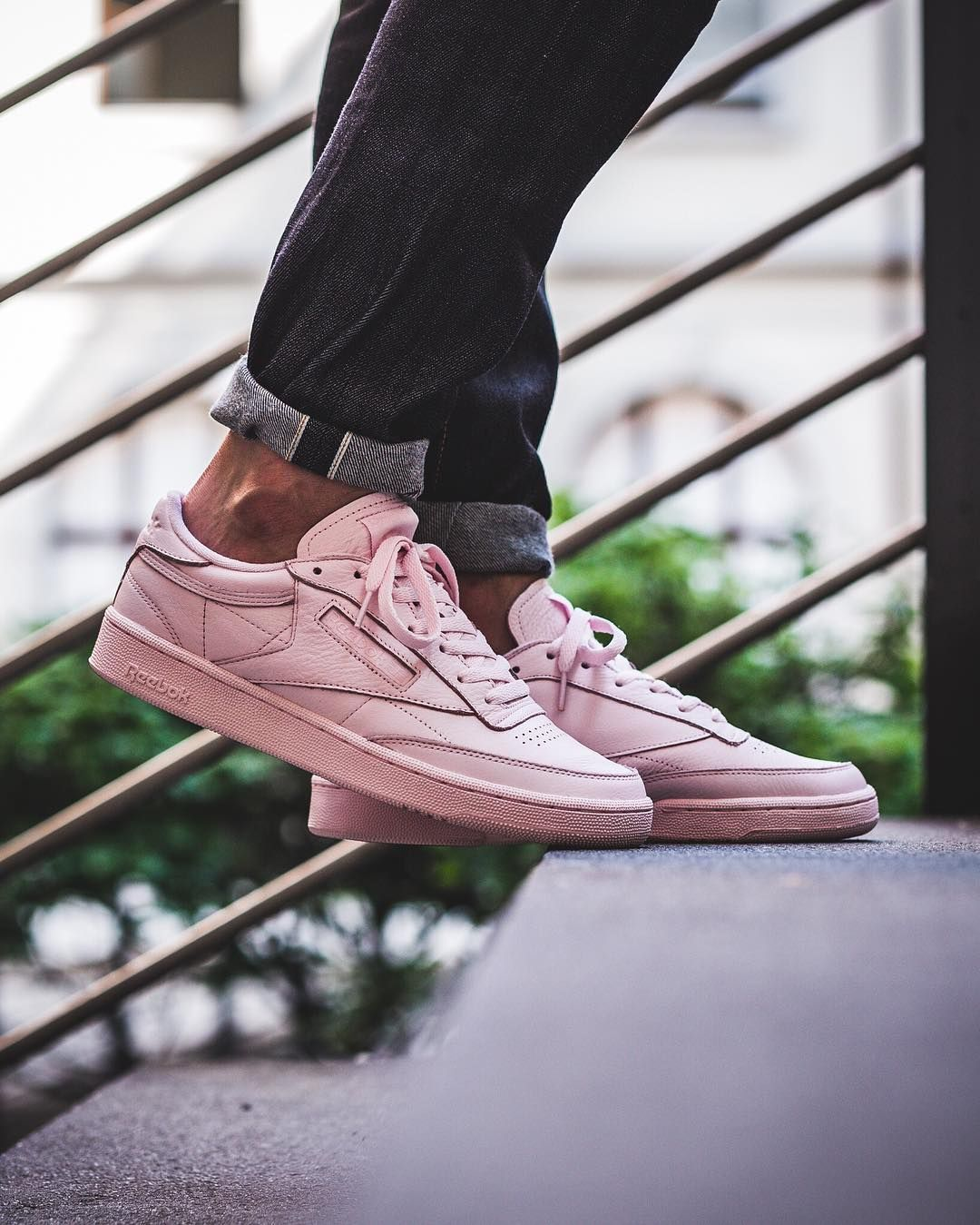40ca1c504bb REEBOK Club C 85 Elm