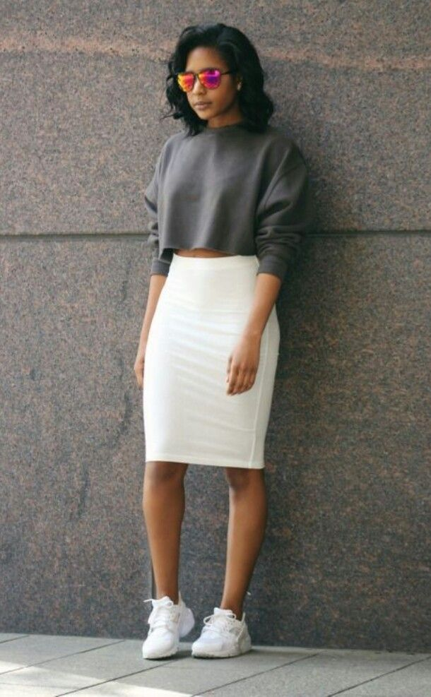 Cupro Skirt - A&HM by VIDA VIDA Discount Countdown Package FRtwpu9vDx