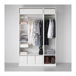 Ikea Pax Wardrobe 59x22 78x93 18 10 Year Limited