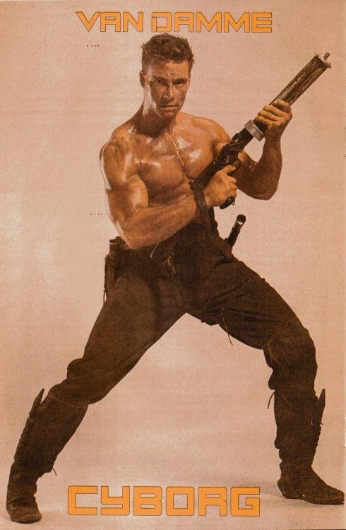 Reginald Juice Jean Claude Van Damme Van Damme Jcvd