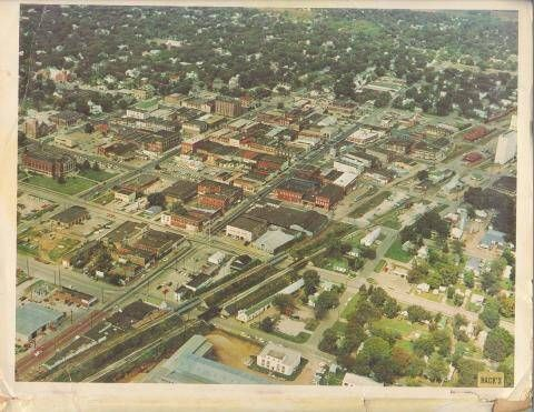 My Town 1960 City Photo City Photo