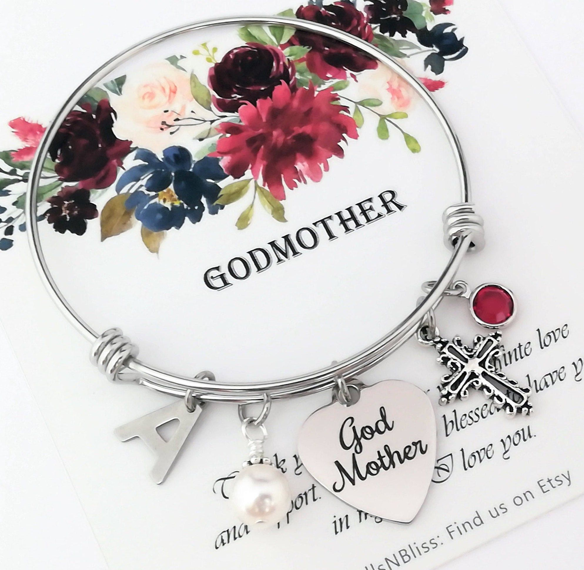 Godmother Gift Godmother Proposal Will You Be My Godmother