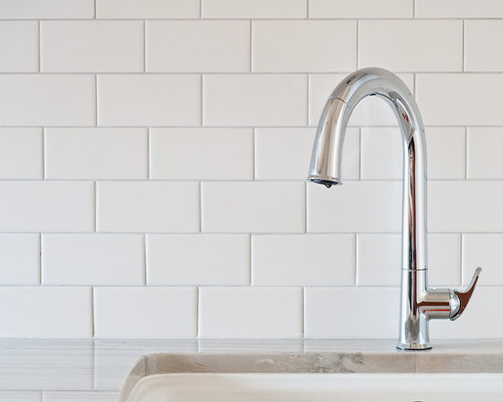 Checking Off The Backsplash White Subway Tile Kitchen Matte Subway Tile Backsplash White Subway Tile Backsplash