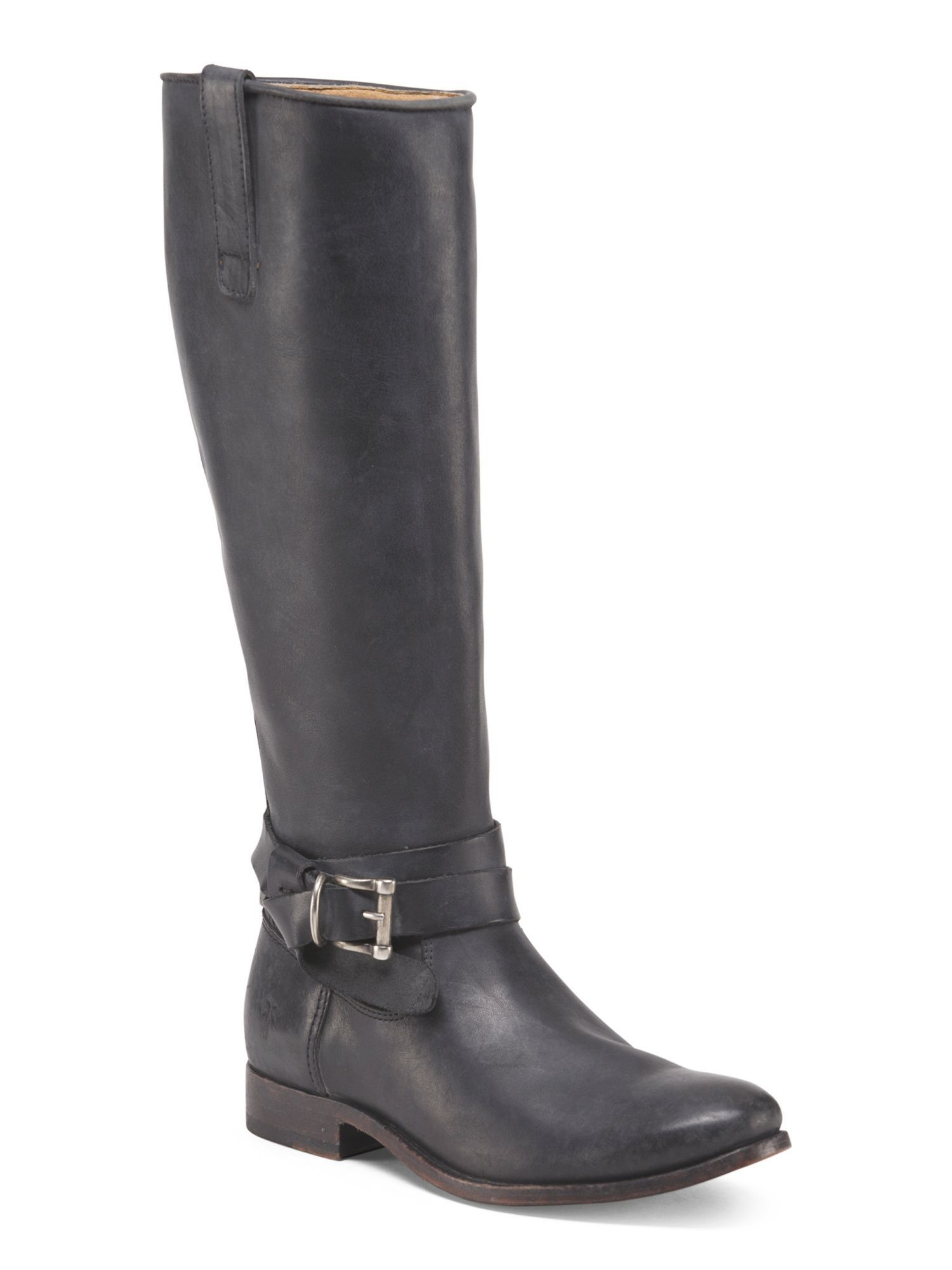 075bc6aaa515 Melissa Leather Riding Boots