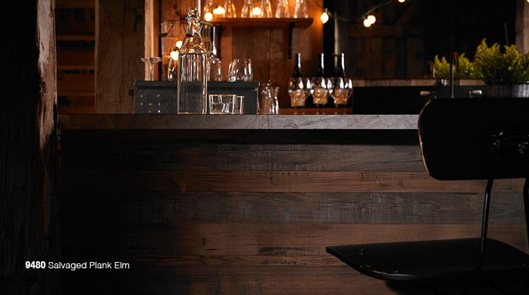 Available At Castle Rock Countertops: Salvaged Plank Elm 9480 From Formica.  Www.castlerockcountertops