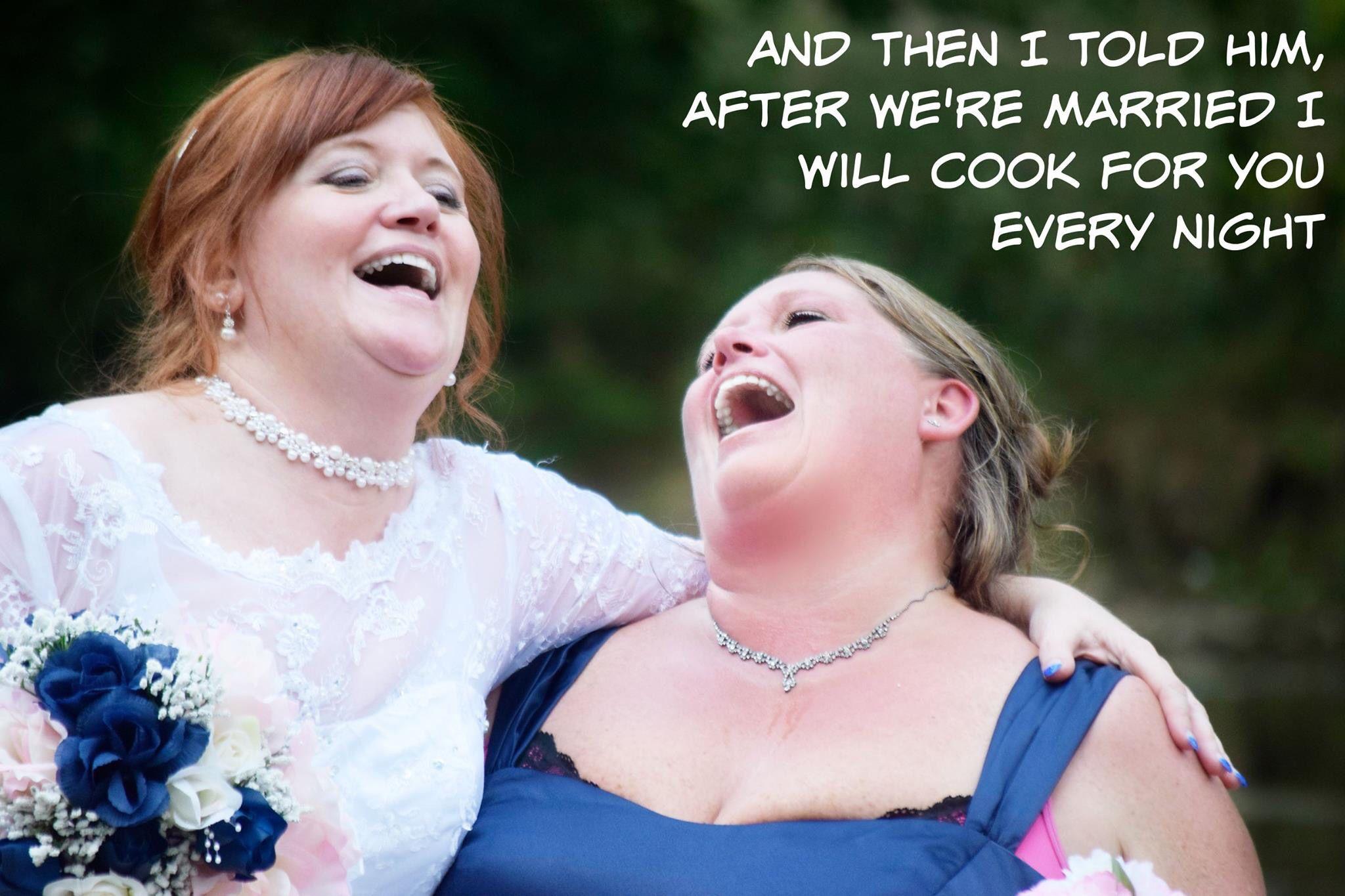 Wedding funny caption. Wedding humor, Photography work