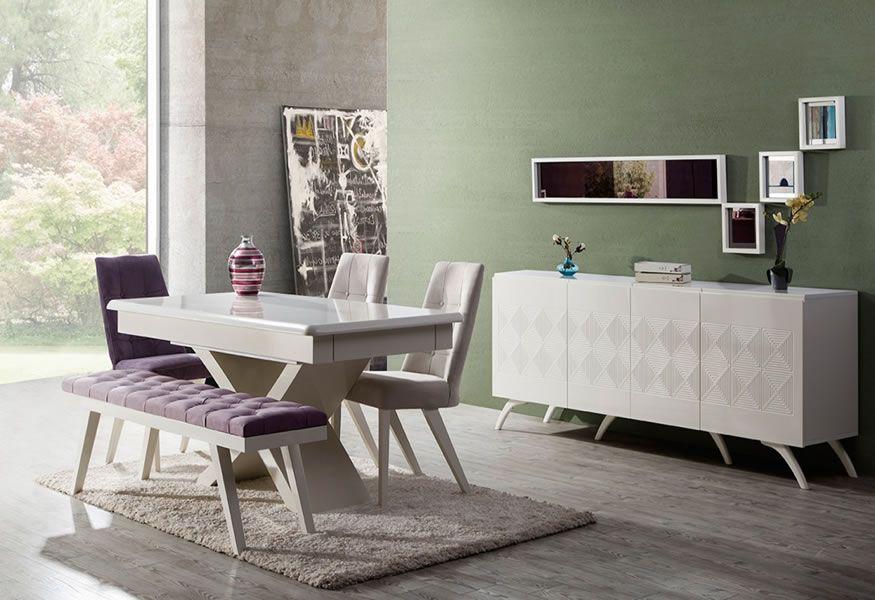10 Moderne Und Unterschiedliche Ess-Zimmer Deko-Ideen -    www - moderne esszimmermobel design ideen