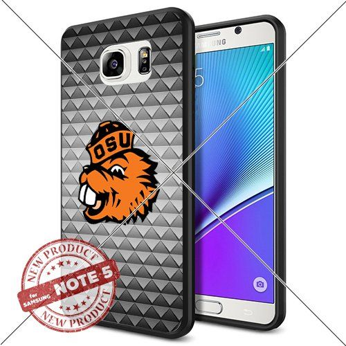 NEW Oregon State Beavers Logo NCAA #1445 Samsung Note 5 Black Case Smartphone Case Cover Collector TPU Rubber original by ILHAN [Triangle] ILHAN http://www.amazon.com/dp/B0188GRW1W/ref=cm_sw_r_pi_dp_xLgLwb16TYSNR