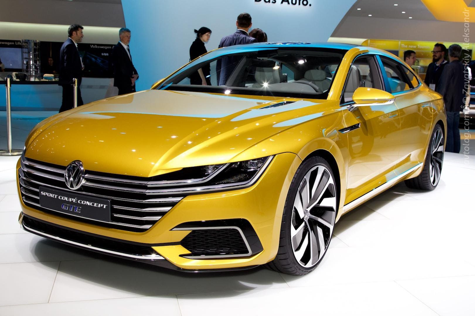 Volkswagen Passat CC 2016 Volkswagen passat cc