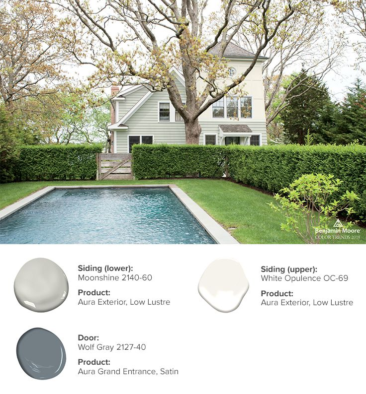 Exterior Home Colors 2019: Color Trends & Color Of The Year 2019