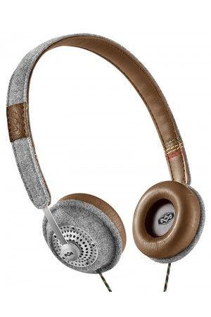 House Of Marley Harambe Headphones Grey