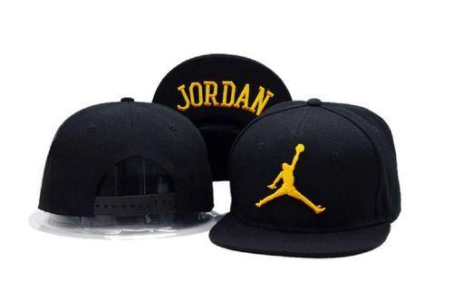 3afdcc3f816ccb 2018 New Fashion Air Jordan Hip Hop Flat Snapback Hat