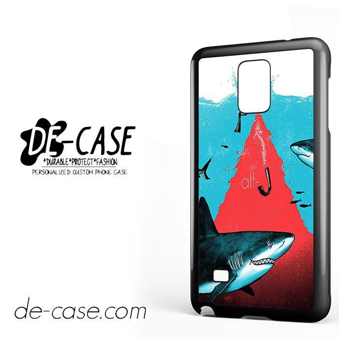 ALT-J ALT J Cover 2 For Samsung Galaxy Note 4 Case Phone Case Gift Present YO
