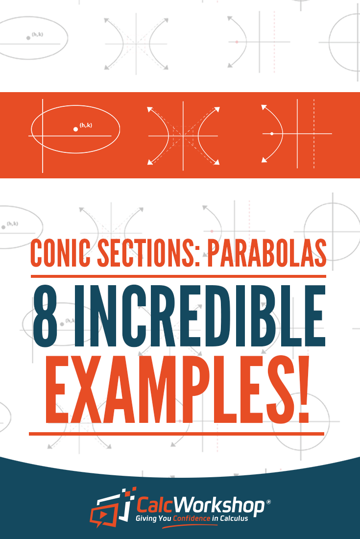 Identifying Parabolas (Conic Sections) - 8 Incredible ...
