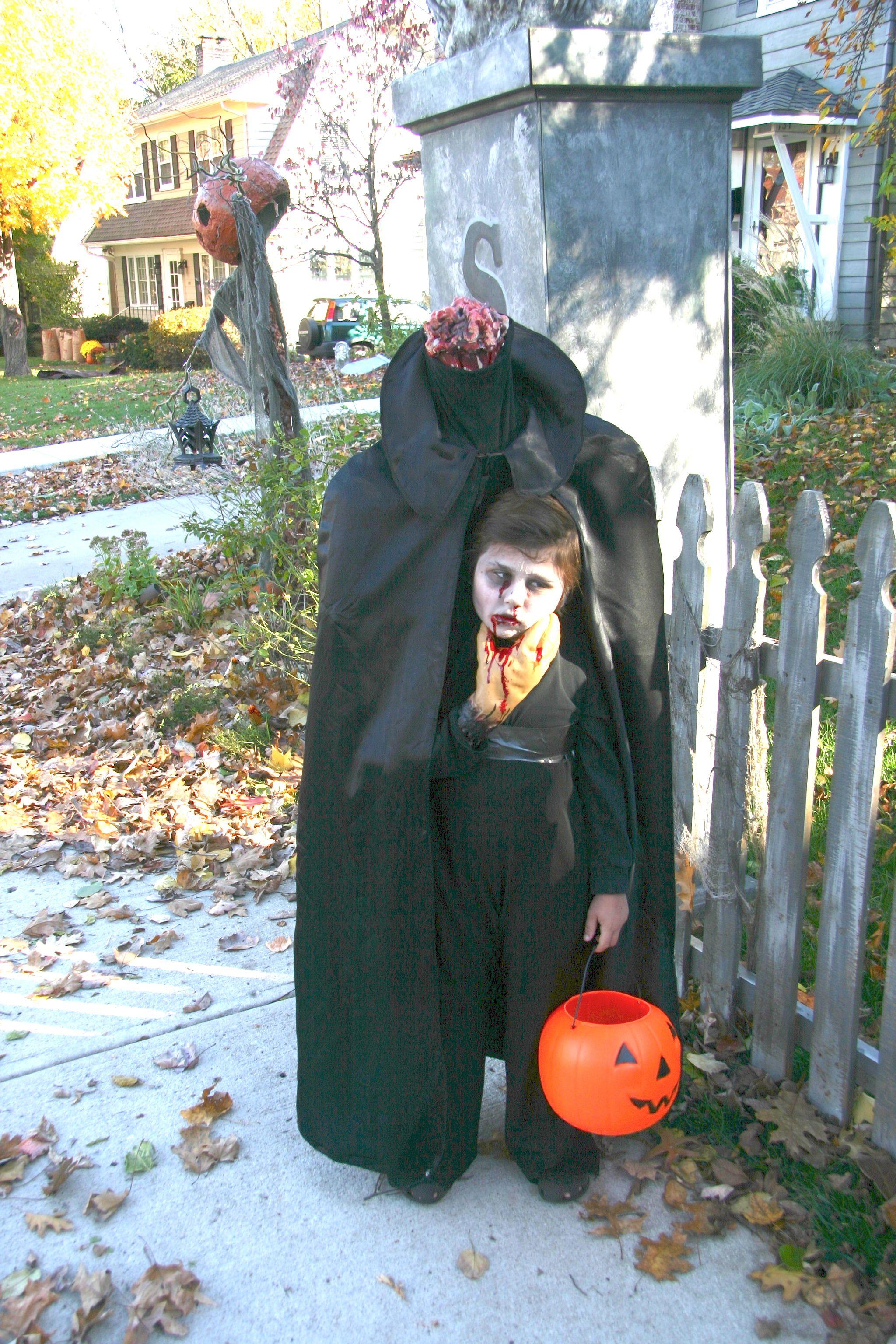 Headless Horseman Costume  sc 1 st  Pinterest & Headless Horseman Costume | Masquerade | Pinterest