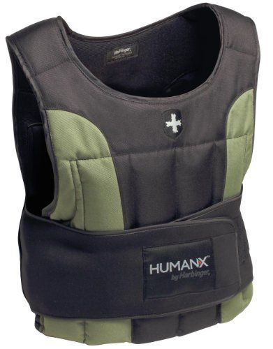 HumanX 20Pound Weight Vest, One Size... 79.44 topseller