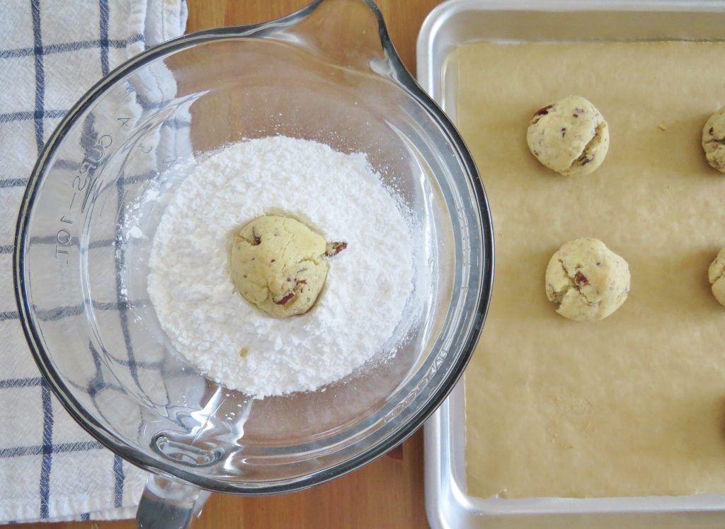Southern Pecan Butterballs Recipe Butter ball cookies