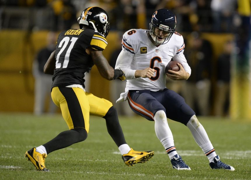 Cutler lowers da boom sports sports jersey chicago bears