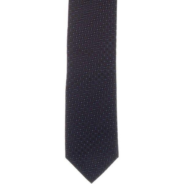 embroidered tie - Grey Prada sGSjyV8MrD