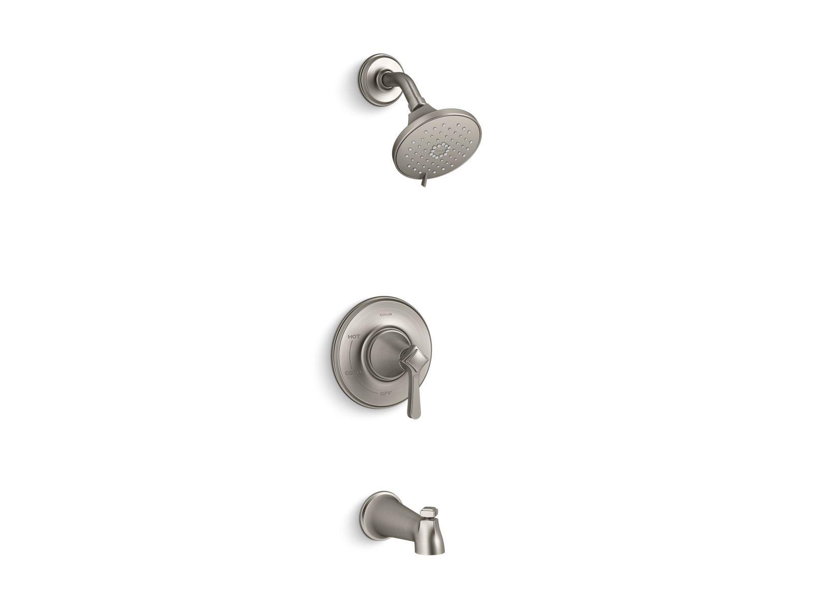 K-R99913-4 | Georgeson Bath and Shower Faucet Set | KOHLER ...