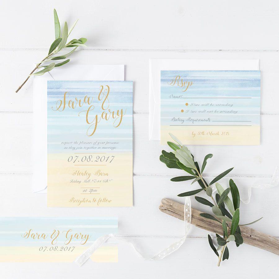 10+ mejores imágenes de invitacionws matrimonios en la playa   matrimonio  playa, invitaciones de boda, invitaciones